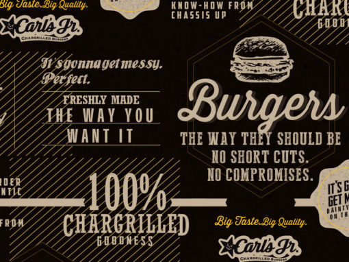 Carl's Jr. (NZ) – Fast Food Diner Re-Design