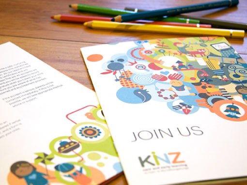 KINZ Daycare – Early Childhood Education