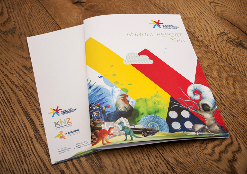 Auckland Kindergarten Annual Report