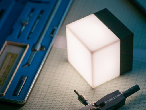 Enevu – Light Cube Packaging