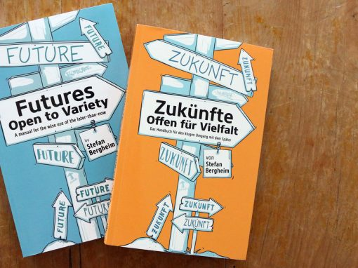 BOOK DESIGN & ILLUSTRATIONS – Futures, open to variety